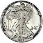 1987 American Silver Eagle Value
