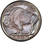 1935 Buffalo Nickel Dollar