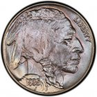 1935 Buffalo Nickel Dollar Value