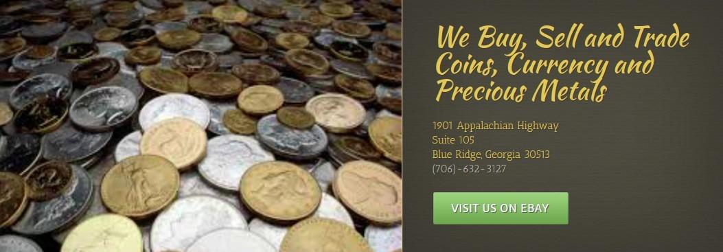 Blue Ridge Coin Shop Reviews