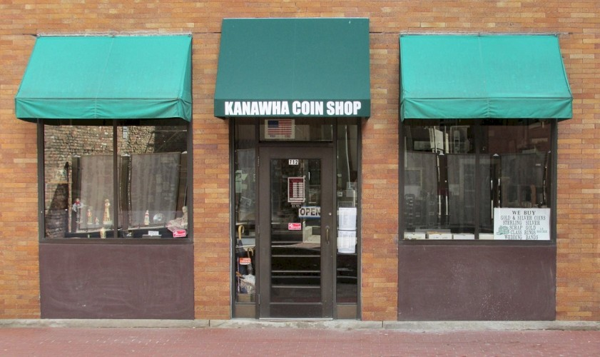Kanawha Coin Shop Reviews