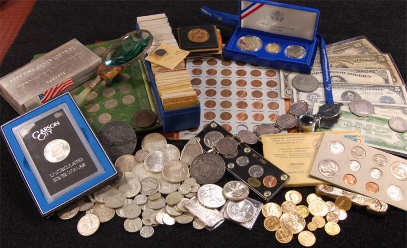 Cal's Coins