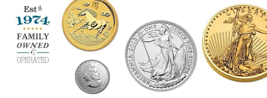 Golden Eagle Coins Laurel Maryland