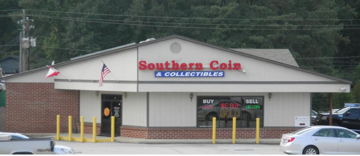 Southern Coin & Collectibles Reviews