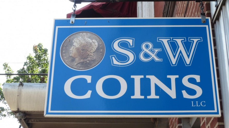 S&W Coins
