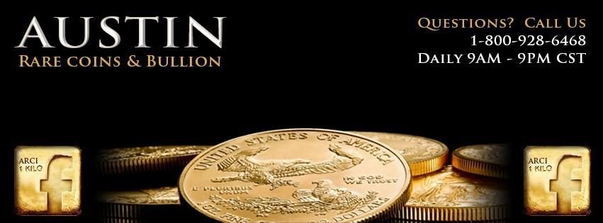 Austin Rare Coins Bullion