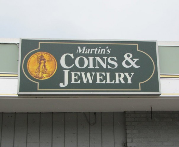Martin's Coins & Jewelry