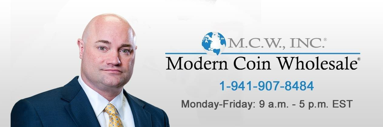 Modern Coin Wholesale, Inc.