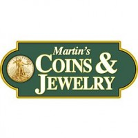Martin's Coins & Jewelry Logo