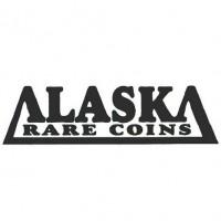 Alaska Rare Coins Logo
