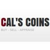 Cal's Coins Logo