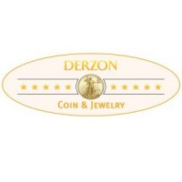 Derzon Coins and Jewelry Boutique Logo