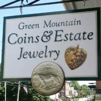 Green Mountain Coins & Estate Jewelry Logo