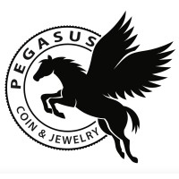 Pegasus Coin & Jewelry Logo
